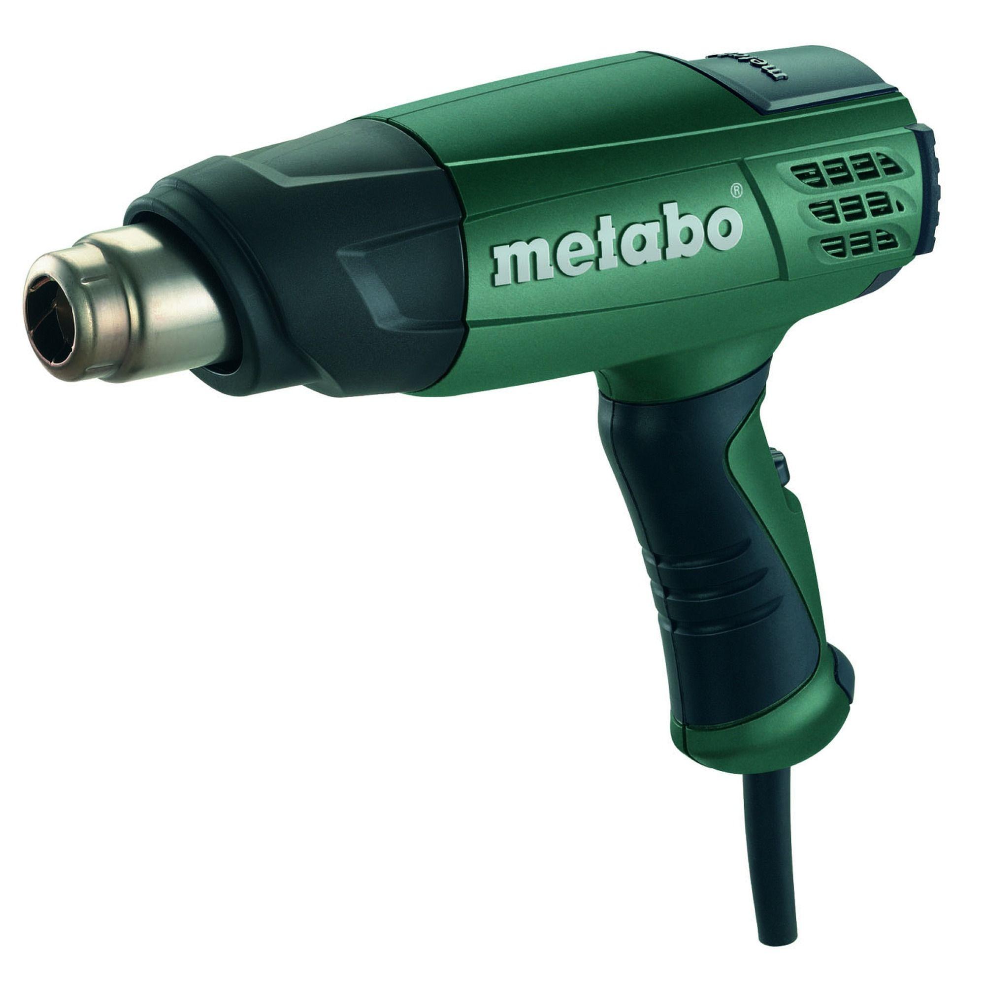 Metabo heteluchtpistool H16500 Removing laminate flooring