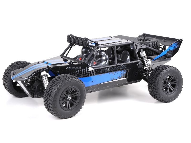Mirage 1 8 Scale Brushless Sand Rail Sand Rail Redcat Racing Radio Controlled Cars