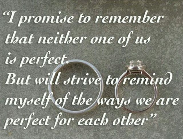 Renewing Wedding Vows Quotes: Im Using This..its Perfect