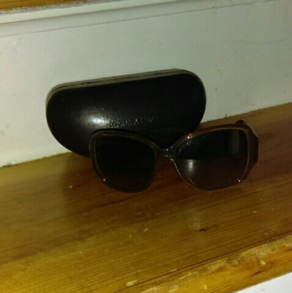 Michael Kors Sunglasses MK sunglasses with case and cleaning cloth excellent condition Michael Kors Accessories Sunglasses