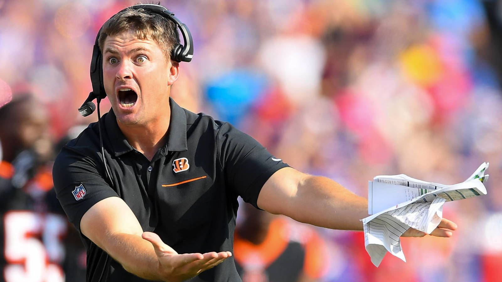 08 Bengals are a disaster. Is Zac Taylor best they could do?