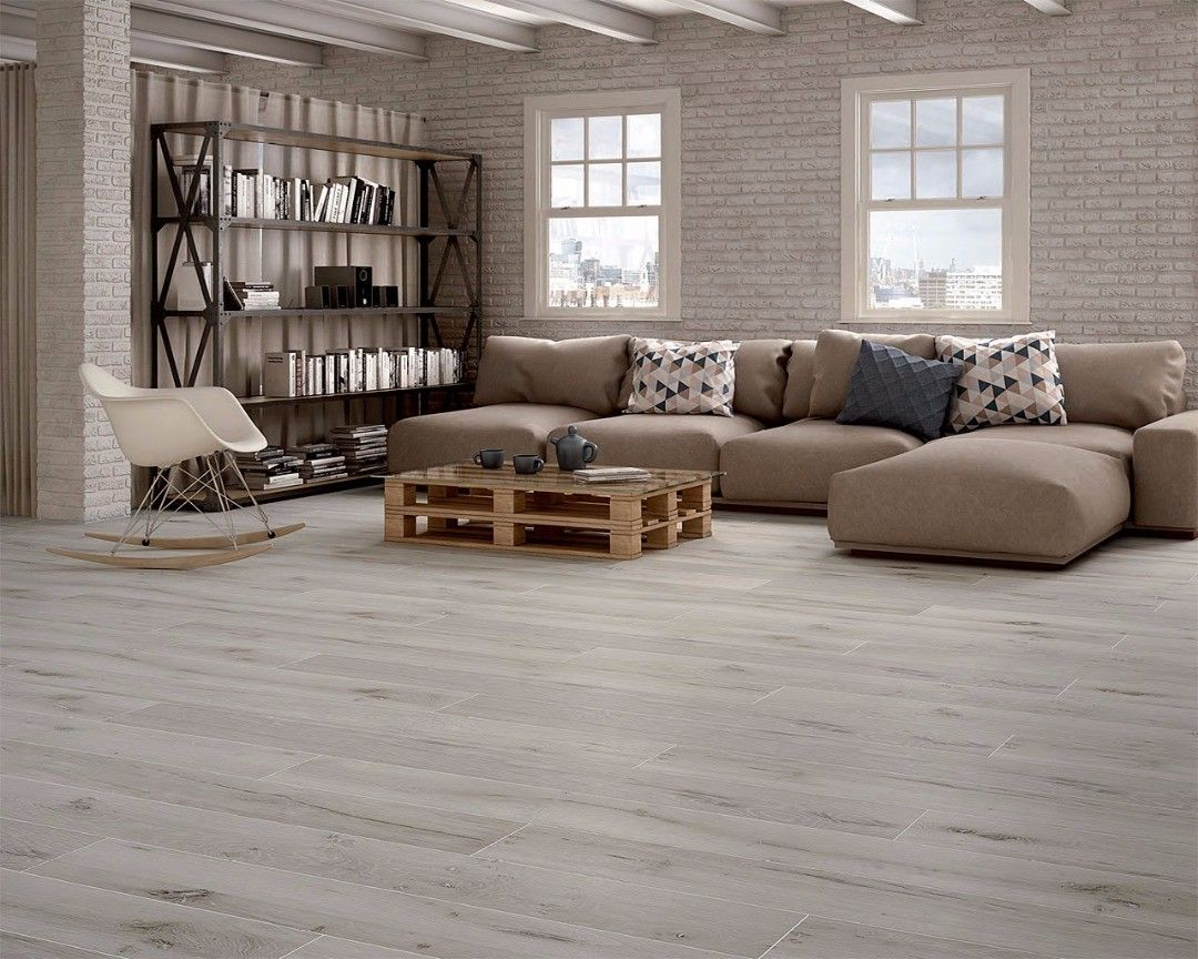 Come check our huge selection of premium Porcelain Wood Look Tiles ...