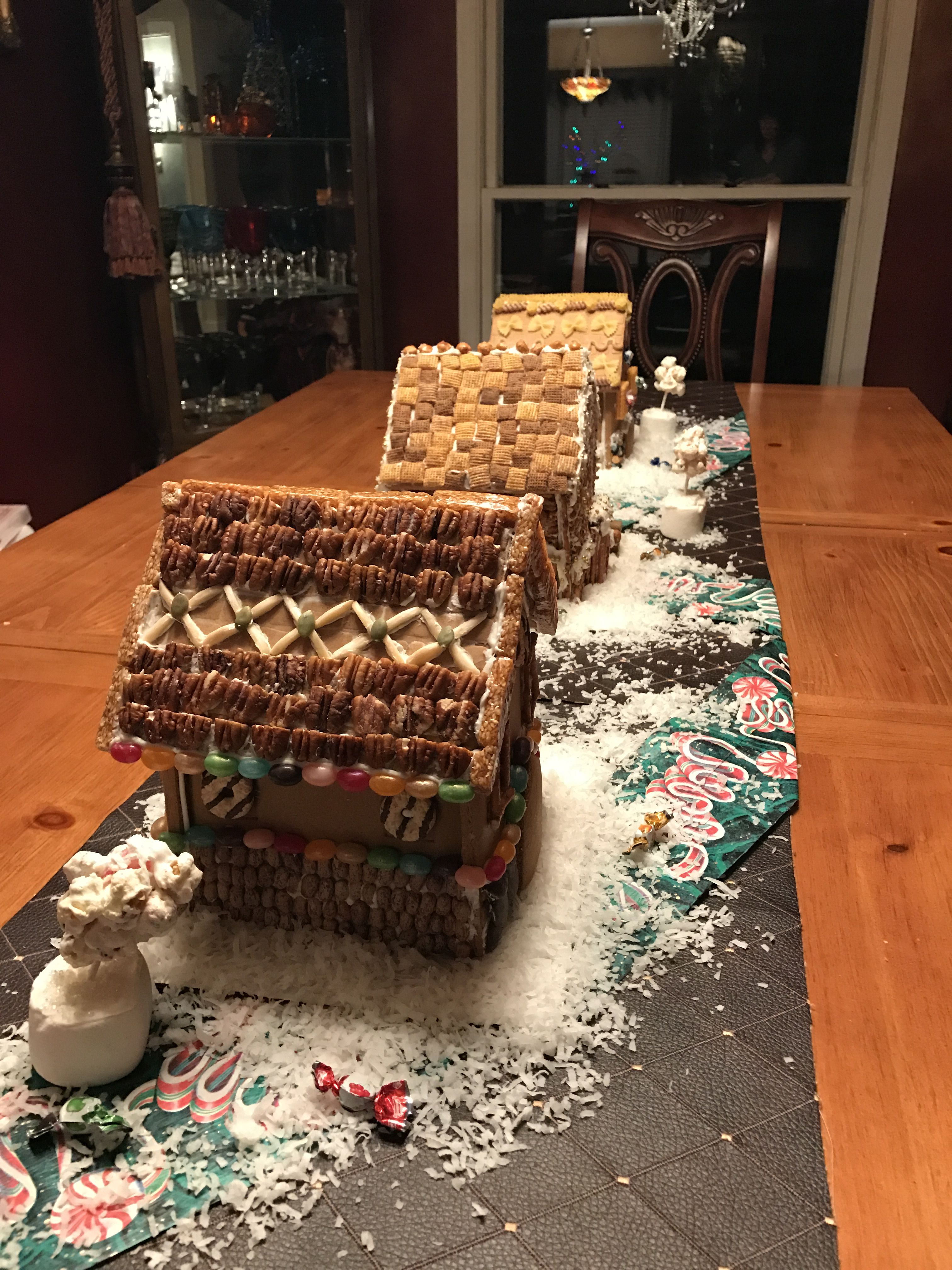 Gingerbread Houses 2016 image by Elana Darrus Decor