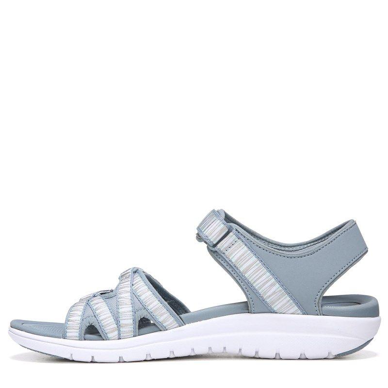 2b4295584f2 Ryka Women s Savannah Medium Wide Sandals (Denim) in 2019