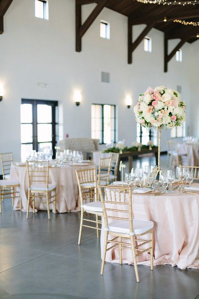 Romantic Sonoma Winery Wedding Wedding Reception Decor Pinterest