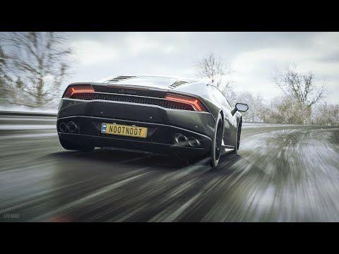 4K Forza Horizon 4 Bugatti Chiron Gameplay Xbox One X