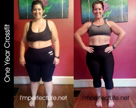 One Year Of Crossfit Life Changing 2018 Workout Weight Loss