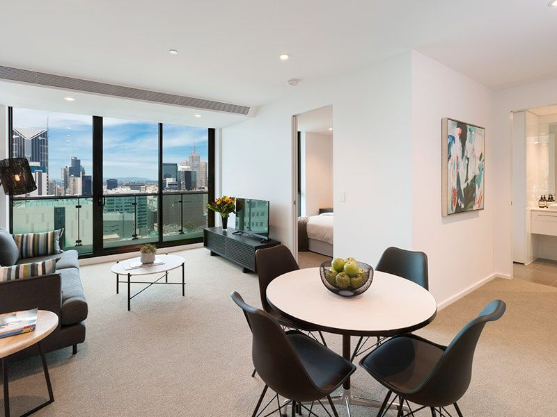MelbourneONE - New apartments for sale & rent from Central ...