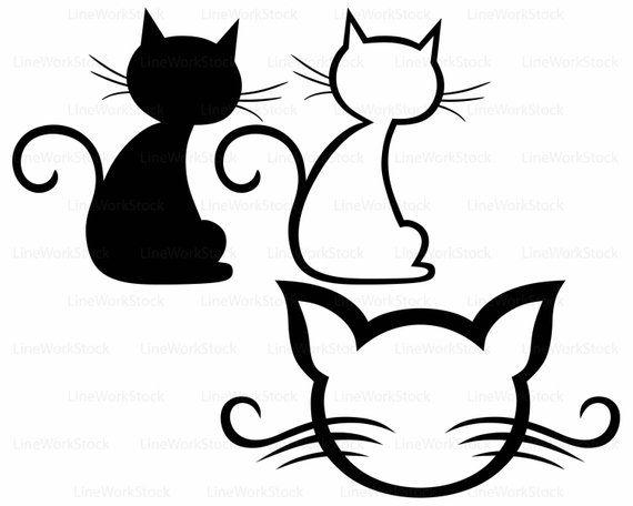 Cat Svg Clipart Silhouette Cricut Cut Files C7 Oil Cooler Doc Diagram 3116 Engine Wiring: 3176 Cat Engine Wiring Diagram At Ultimateadsites.com