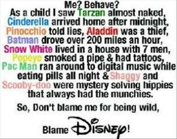 funny disney quotes - Dump A Day