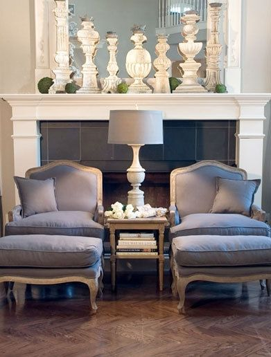 leather bergere chair and ottoman fire pit chairs decorating with let s decorate the home love a prefer more modern setting but this vignette is beauteous