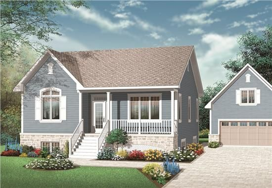 Country Home Plans Home Design 3151 Craftsman Style House Plans Drummond House Plans Country House Plans