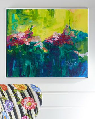 Flowers for Nancy Giclee