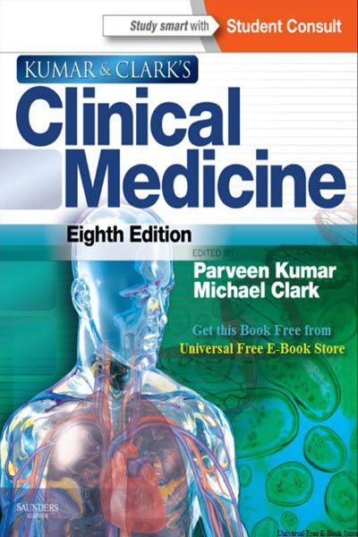 Kumar And Clarks Clinical Medicine 8th Edition Ebook Pdf Free