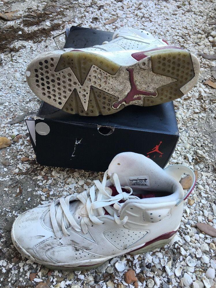 Nike Air JORDAN 6 Retro Mens Shoe Size
