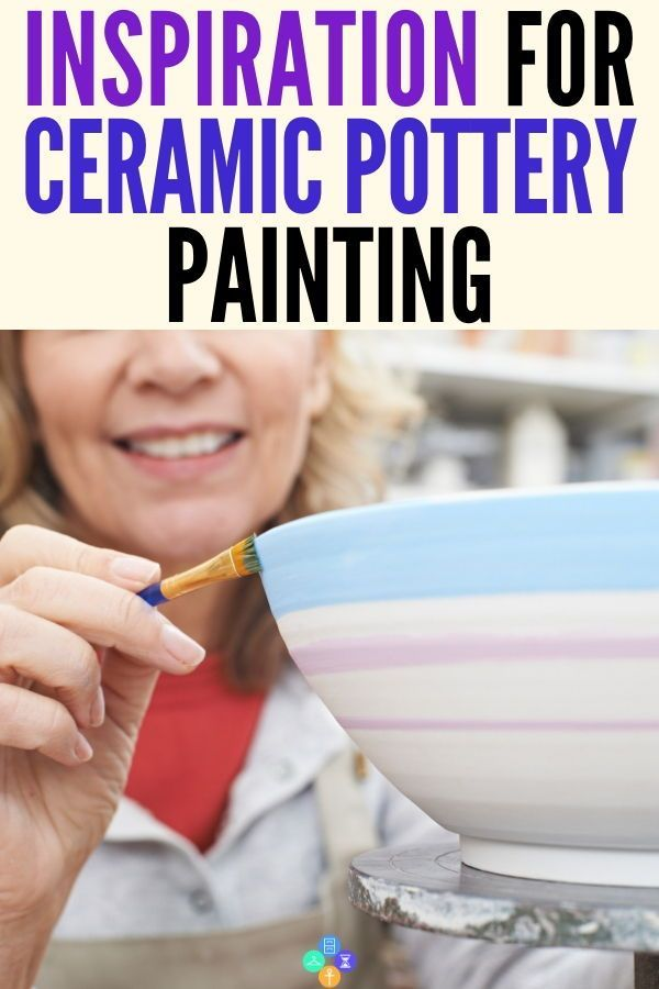 Clever Ceramic Pottery Painting Ideas to Inspire Your Next Project is part of Pottery painting, Ceramic pottery, Ceramics, Pottery, Ceramic painting, Bedroom crafts - Check out these ceramic pottery painting ideas that will inspire you to create something amazing on your next DIY project  Whether you're painting a mug or bowl as a gift or painting a vase to use as home decor, ceramic pottery painting is a simple yet difficult to master craft  Try your hand at some …