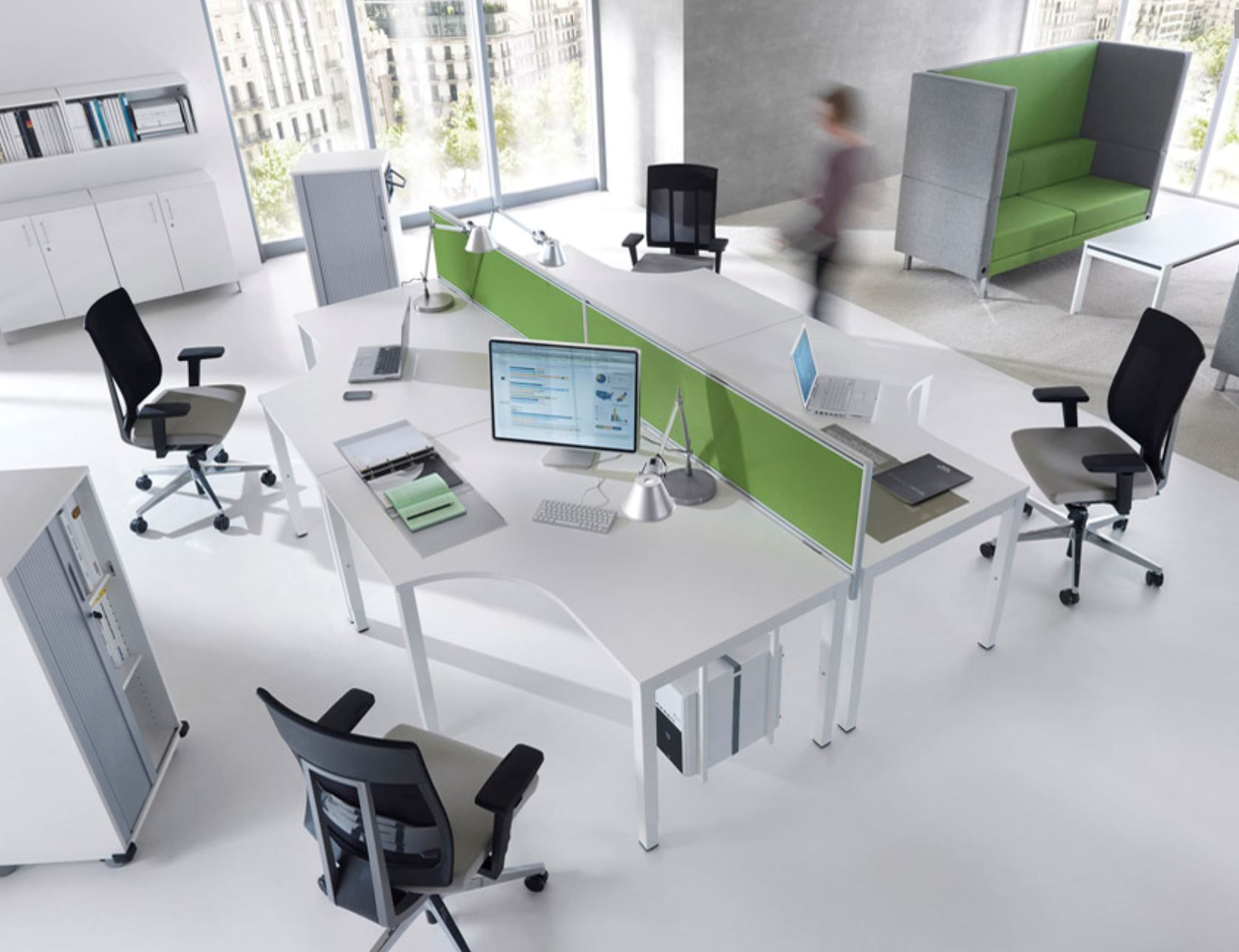 mikomax primo systems workstation office design home on smart corner home office ideas id=47284