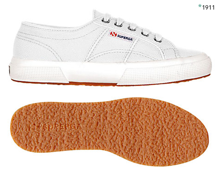 SUPERGA since 1911 by Since* The Blog.