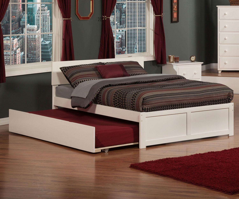 eKids Rooms Upholstered platform bed, Platform bed, Full