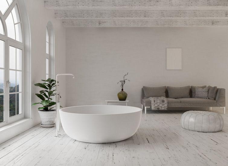 Tromsø Bathtub Discover @Treniq wwwtreniq Inspirations