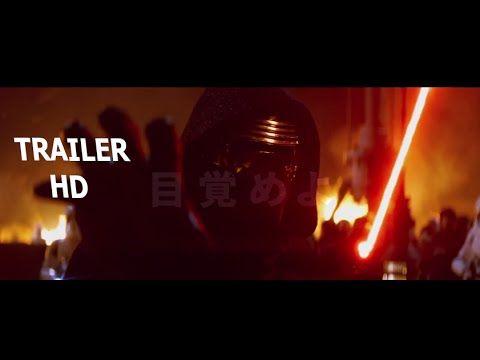 STAR WARS: EPISODE VII - THE FORCE AWAKENS JAPANESE TRAILER (2015) - STA...