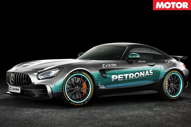 Supercars Get F1 Livery Makeovers Auto S