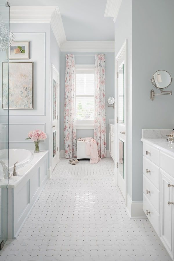 Master Bathroom Remodel Luxury Hotel: REVEAL images