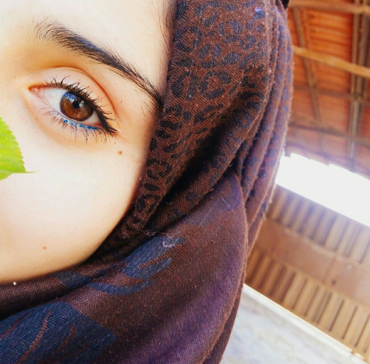 عيون بنية Girl Hijab Aesthetic Girl Beauty Girl