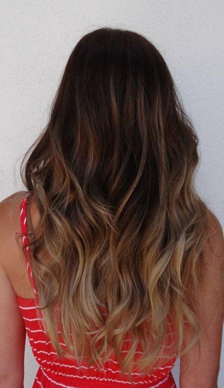 77 nuances de la couleur marron glacé! laquelle choisir? | coiffures