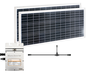 Legion Solar Starter Set 120vac Gen 2 Solar Technology Solar Panels Solar Energy