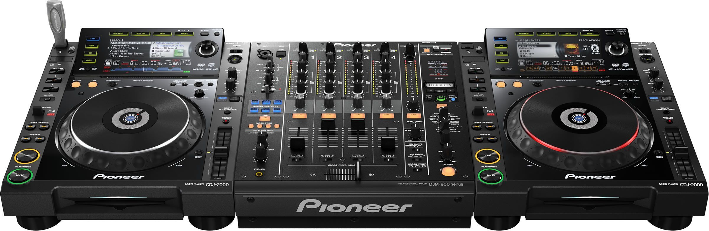 Pioneer Wallpaper Virtual DJ