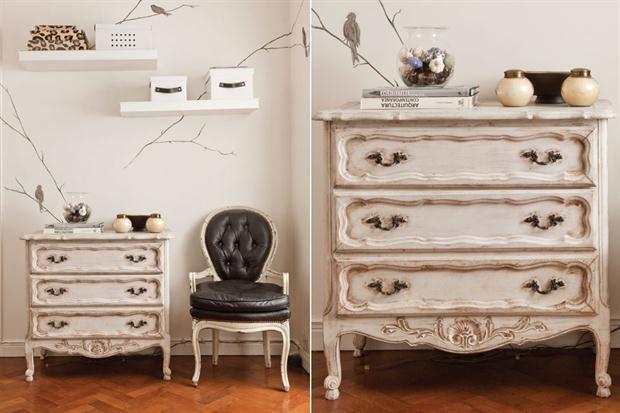 Muebles para guardar y decorar tus ambientes dormitorio - Dormitorios estilo provenzal ...