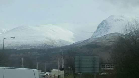 Ben Nevis tallest mountain in the UK