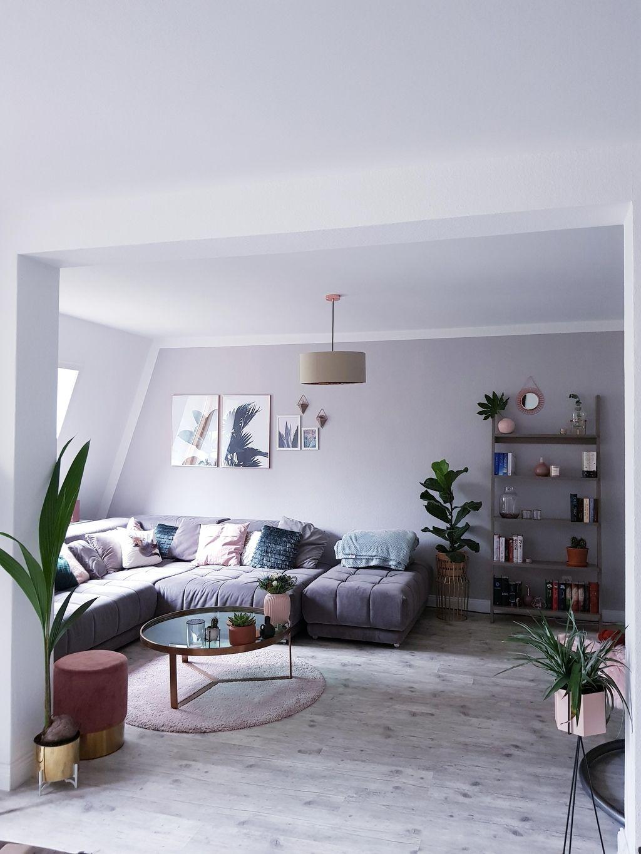 110qm wohnraumliebe in der hansestadt  wohnzimmer farbe