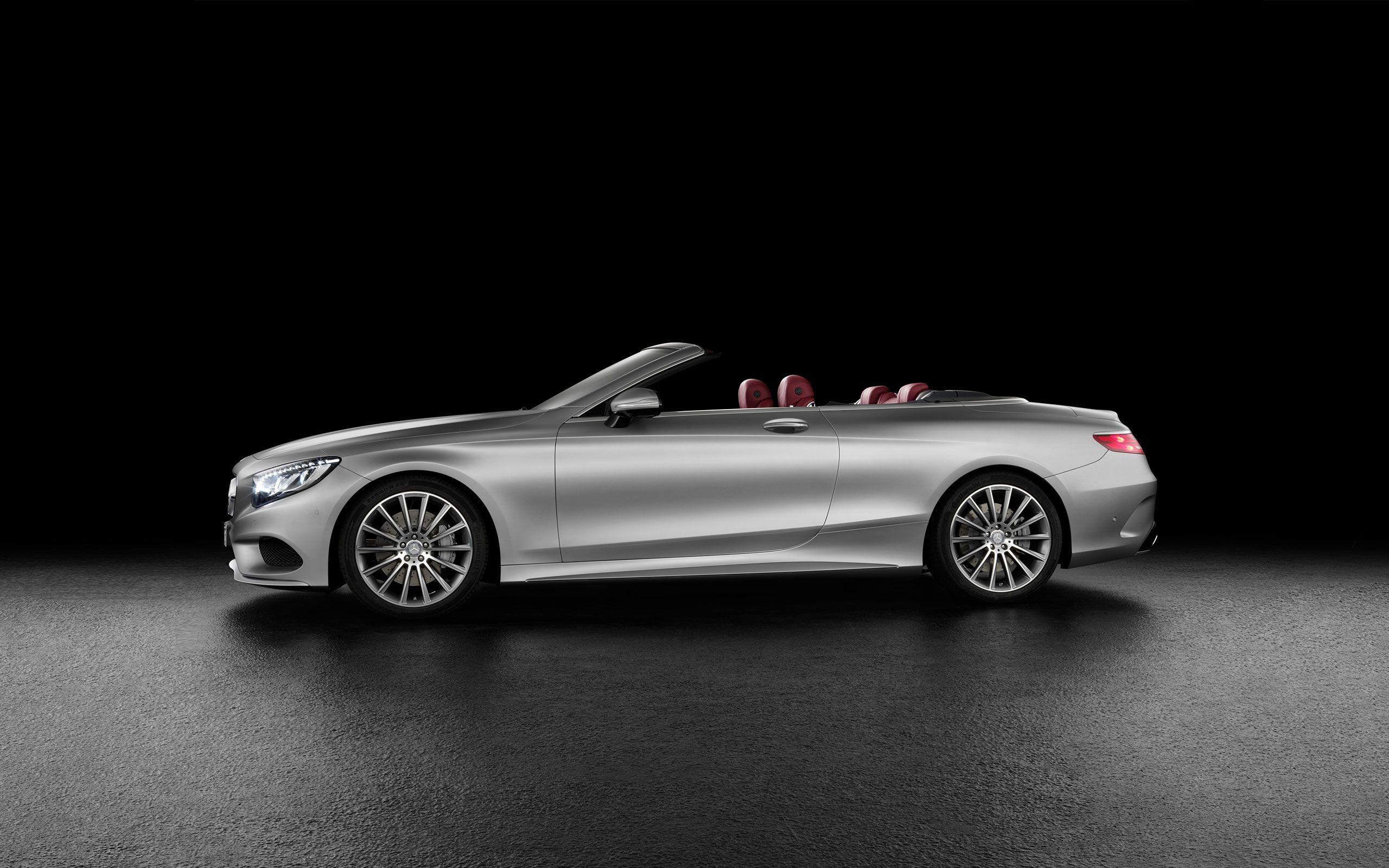 Mercedes Benz S Class Sedan Epitomizes Luxury Performance Design