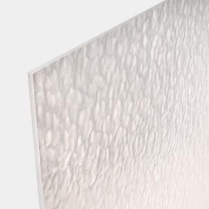 Plexiglass Acrylic Also Available At Home Depot See Through Or Frosted Would Make It Easy To Use As A Space Acrylic Sheets Plexiglass Sheets Plastic Sheets
