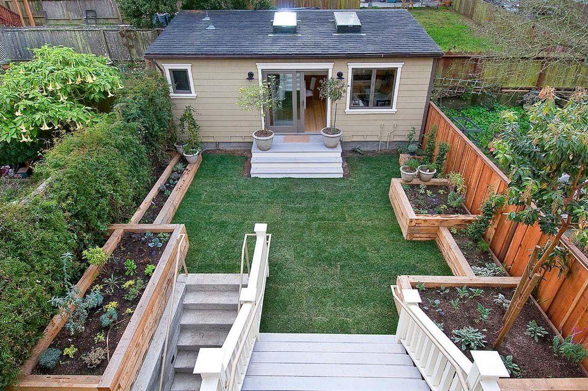 Ausgezeichnete Hinterhof Küche Garten Ideen   Landschaften Kann Für Die  Einfache Freude, Zum Spass Oder