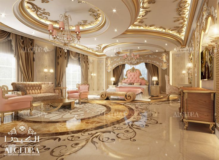 Great Bedroom Interior Design   Master Bedroom Designs | ALGEDRA