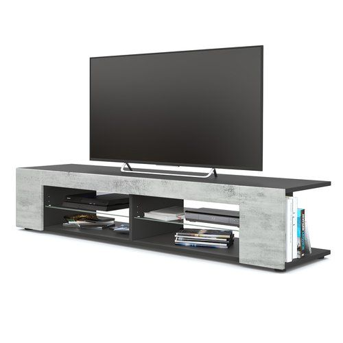 Vladon Movie Tv Stand For Tvs Up To 52 Products In 2019