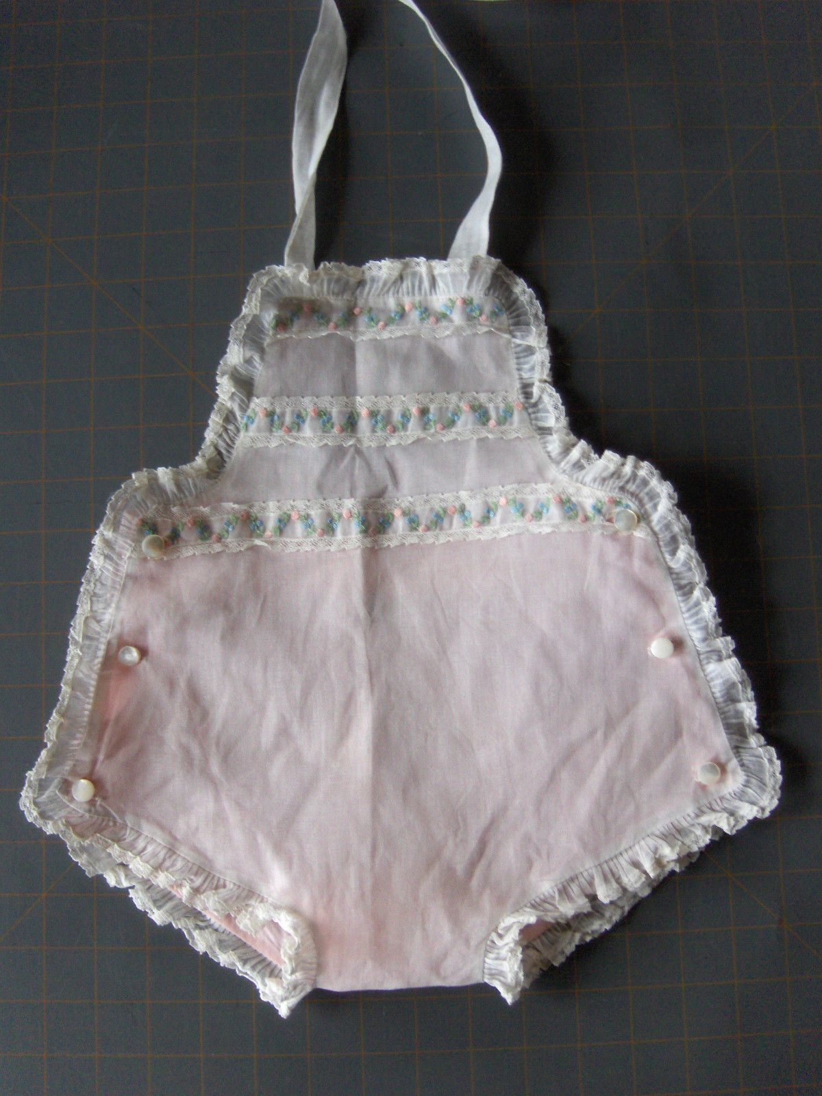 vintage 1960 best co children's baby clothes girl toddler