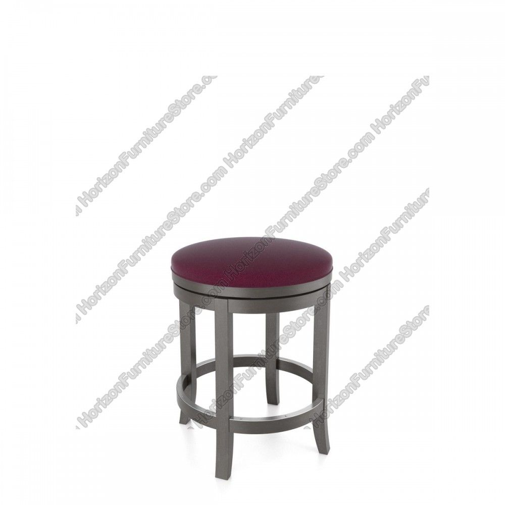Excellent Canadel Custom Dining Swivel Backless Bar Stool Sto 8004 Gmtry Best Dining Table And Chair Ideas Images Gmtryco