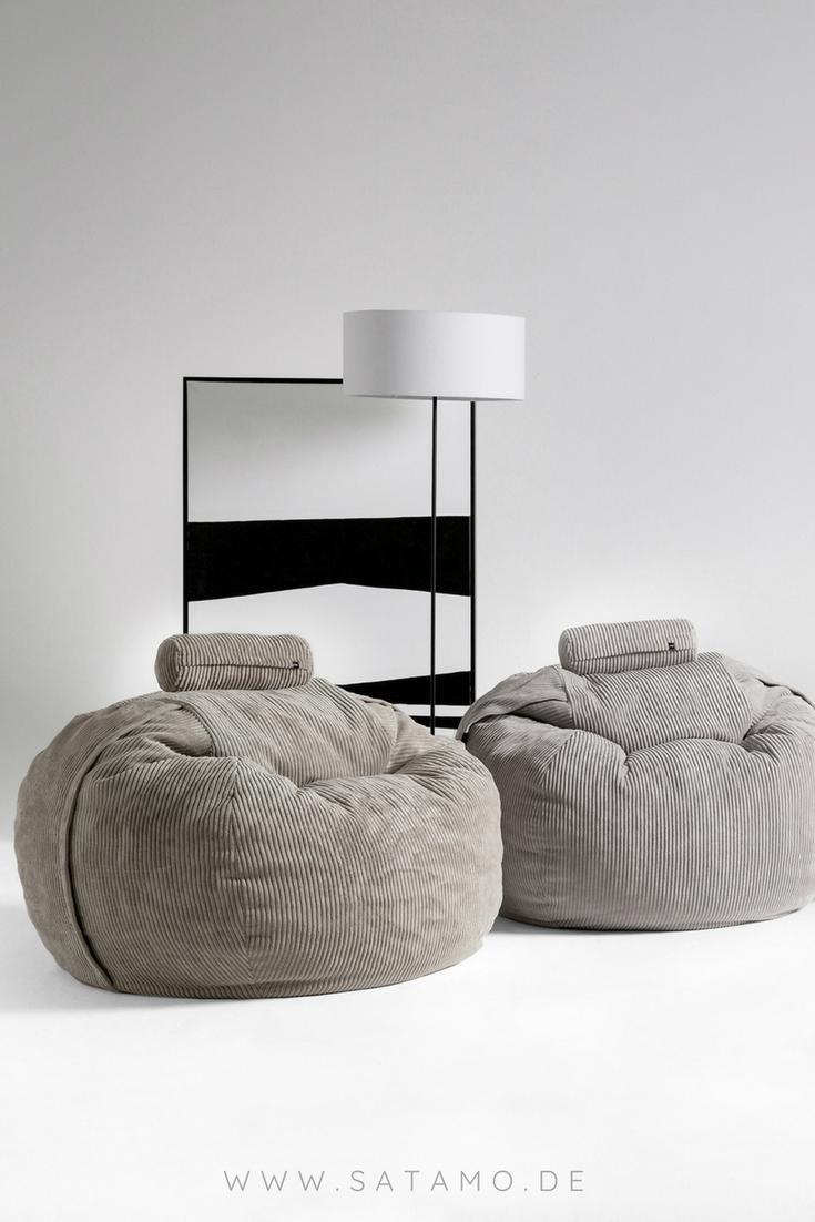 Sitzsäcke  Satamo.de  Ästhetisches schlafzimmer, Sitzsack, Möbel