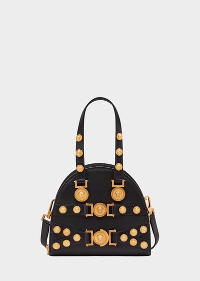 3d5f9e6e80 Versace Small Tribute Medallion Handbag - Versace | Bags | Purses ...
