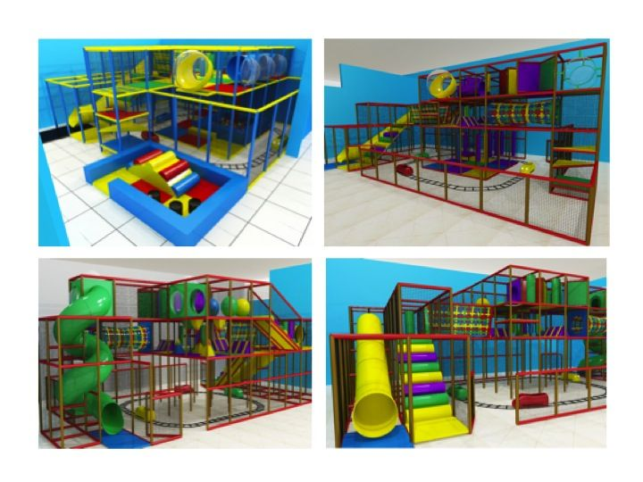 Buy Indoor Playgrounds Soft Play Toddler Areas Msbi