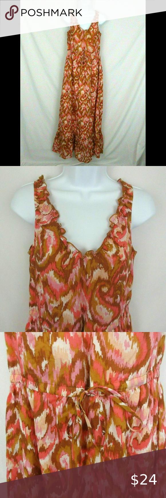Isaac Mizrahi Live Xxs Boho Drawstring Maxi Dress Drawstring Maxi Dress Boho Fashion Summer Maxi Styles [ 1740 x 580 Pixel ]