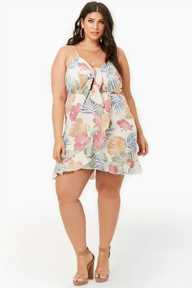 756f47165 Plus Size Floral Mini Dress  35.00  fashion  ootd  outfit  oufits  moda