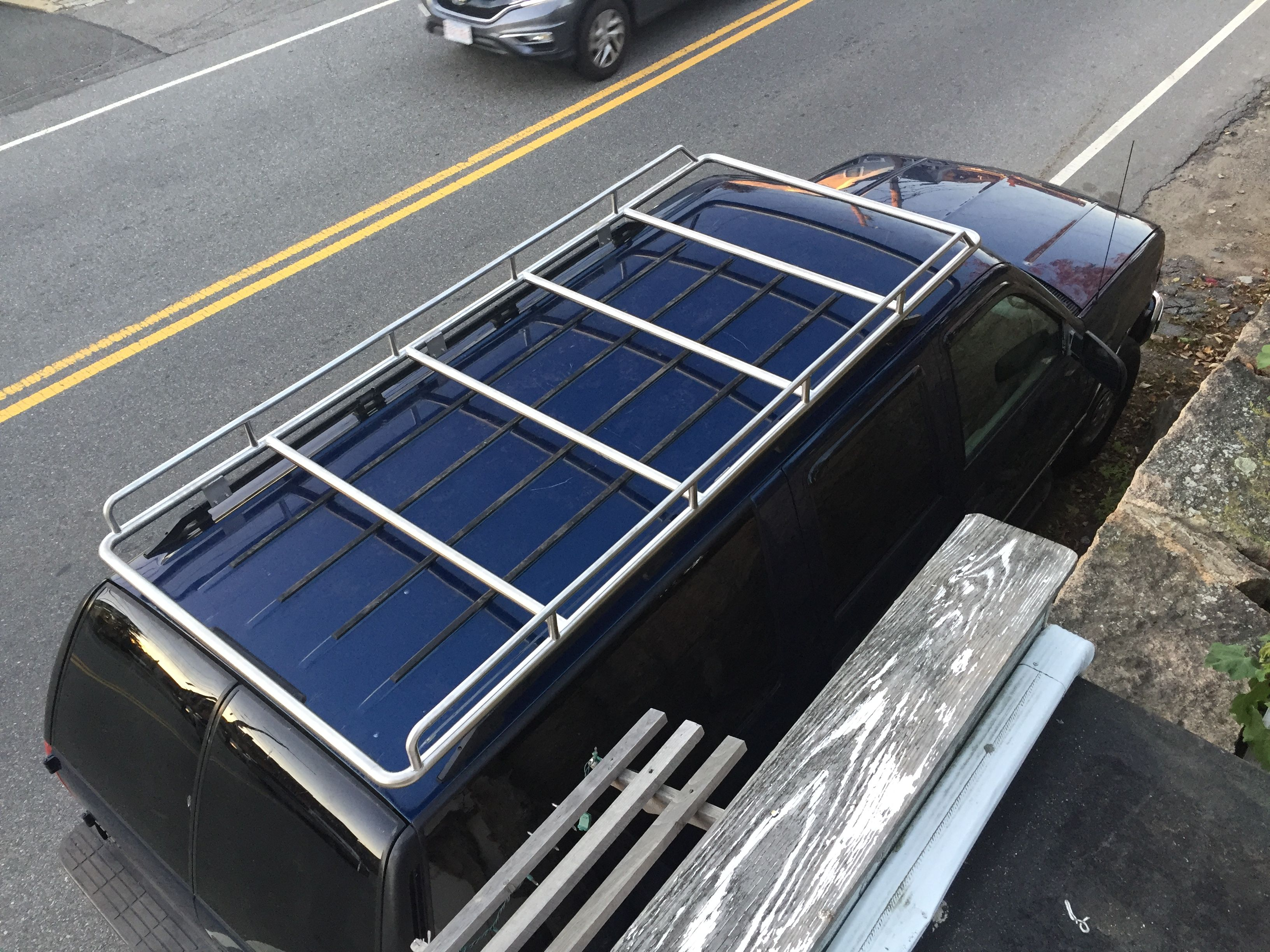 Chevy Suburban Roof Rack Suburban Ideas Chevy Offroad