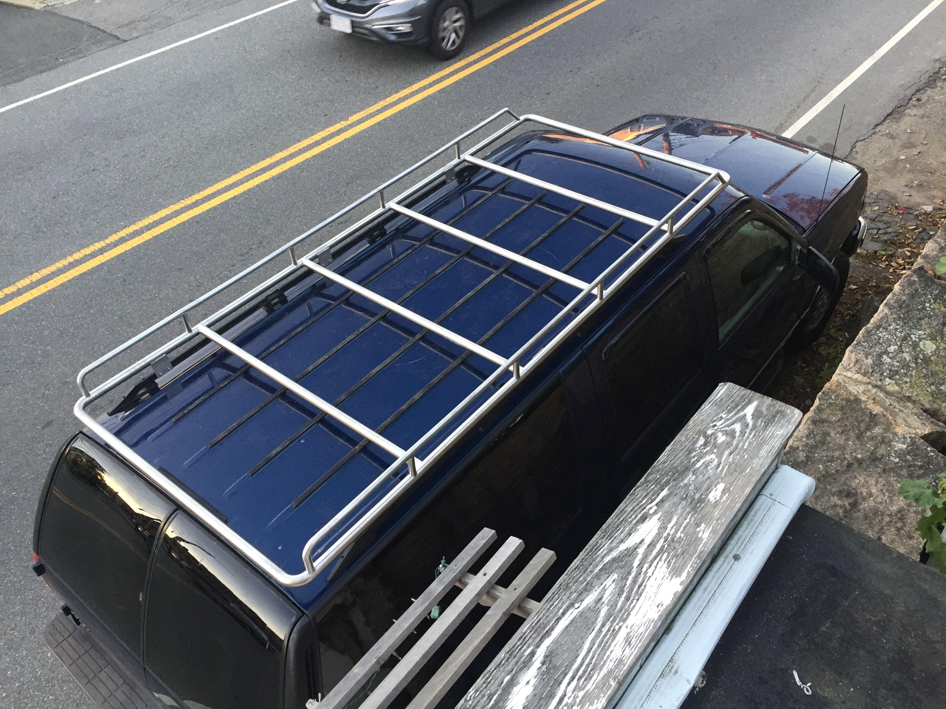 Chevy suburban roof rack | Suburban ideas | Pinterest ...