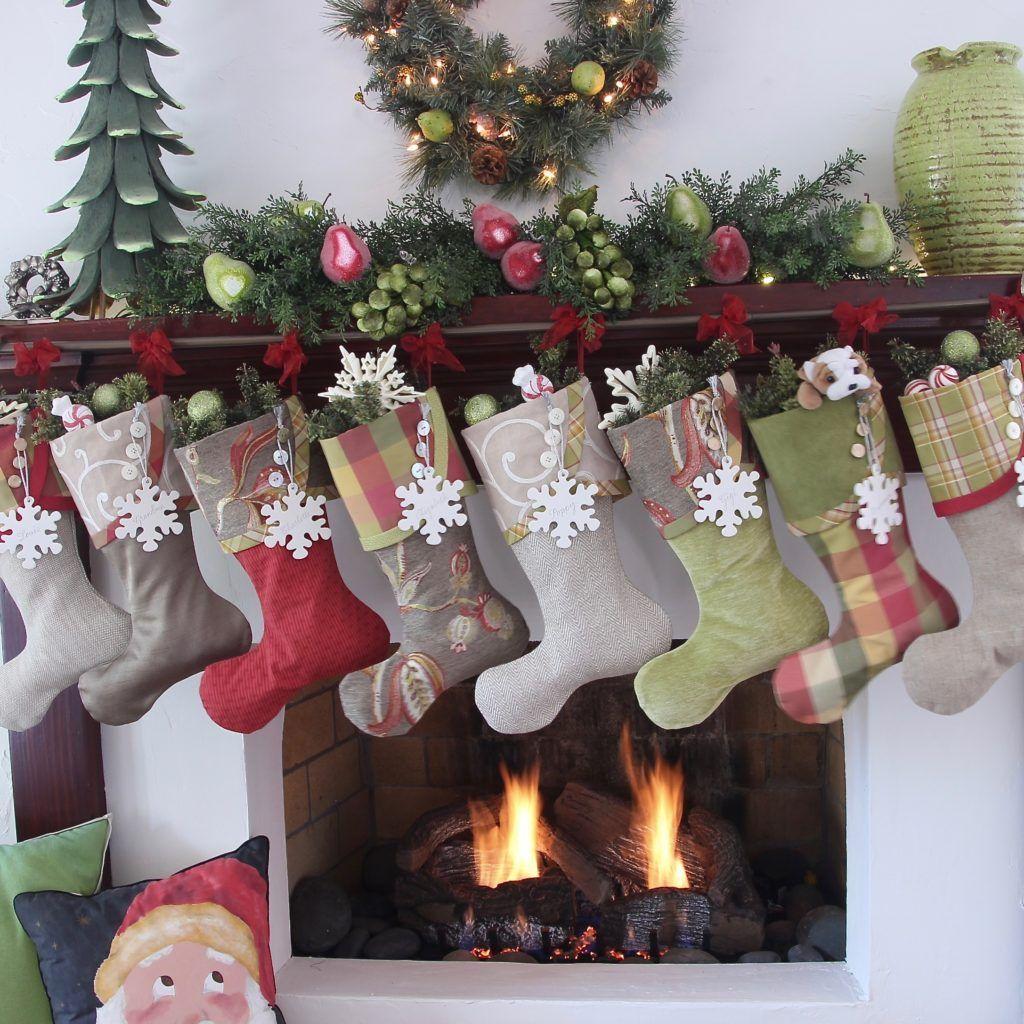 2019 Christmas Stockings