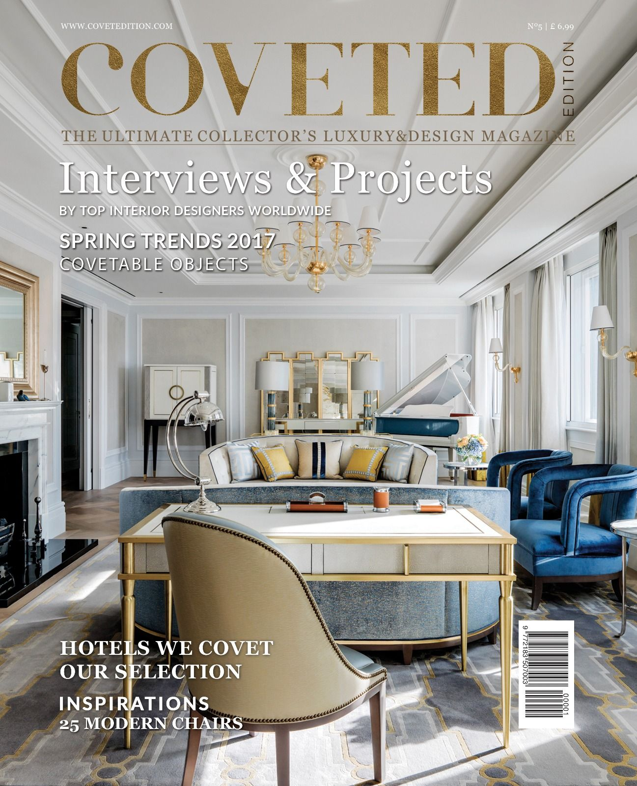 Get Inspired By The Best Hospitality Design Magazines Interior